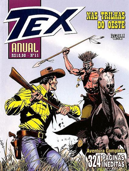 TEX ANUAL Nº 011