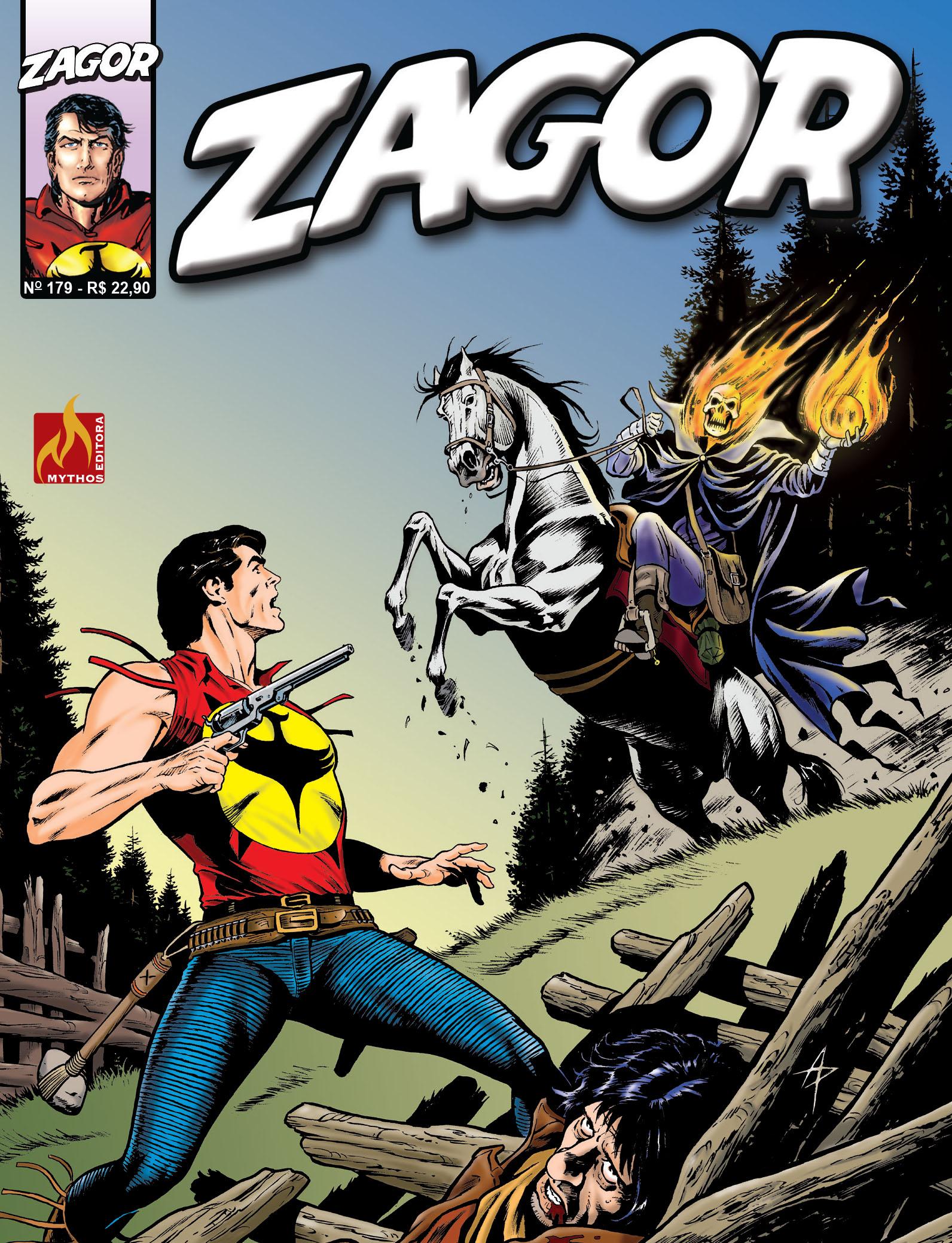 ZAGOR Nº 179