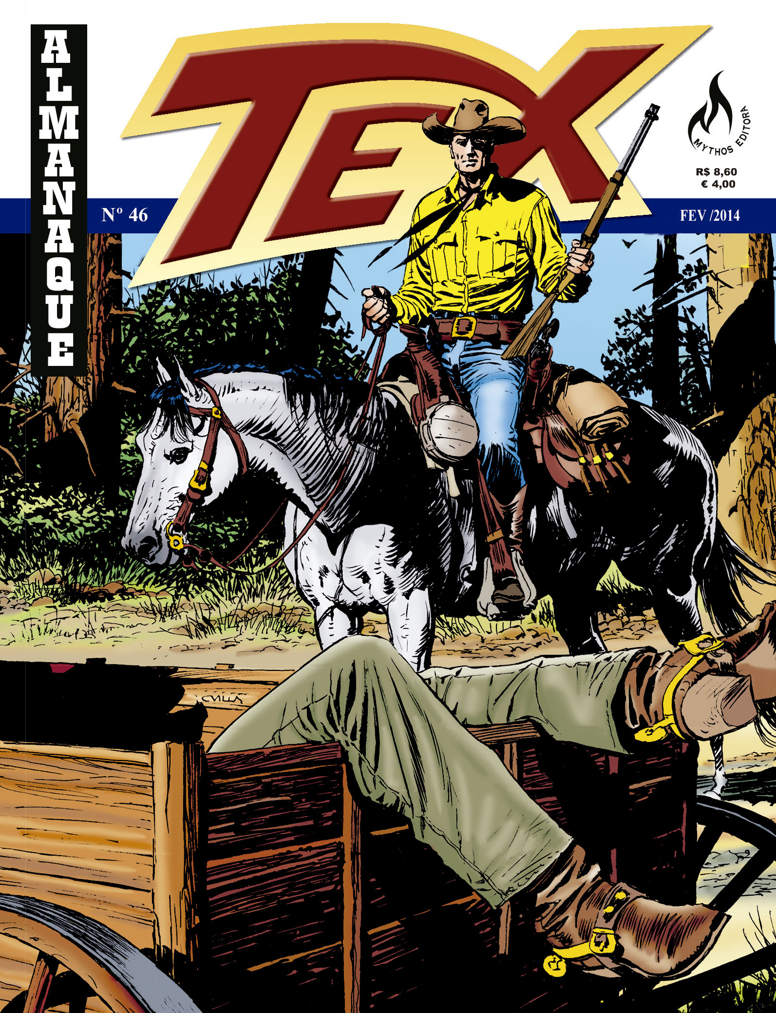 TEX ALMANAQUE Nº 046