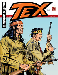 TEX ALMANAQUE Nº 050