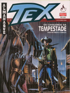 TEX ALMANAQUE Nº 024