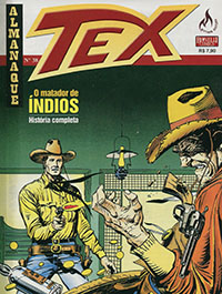 TEX ALMANAQUE Nº 038