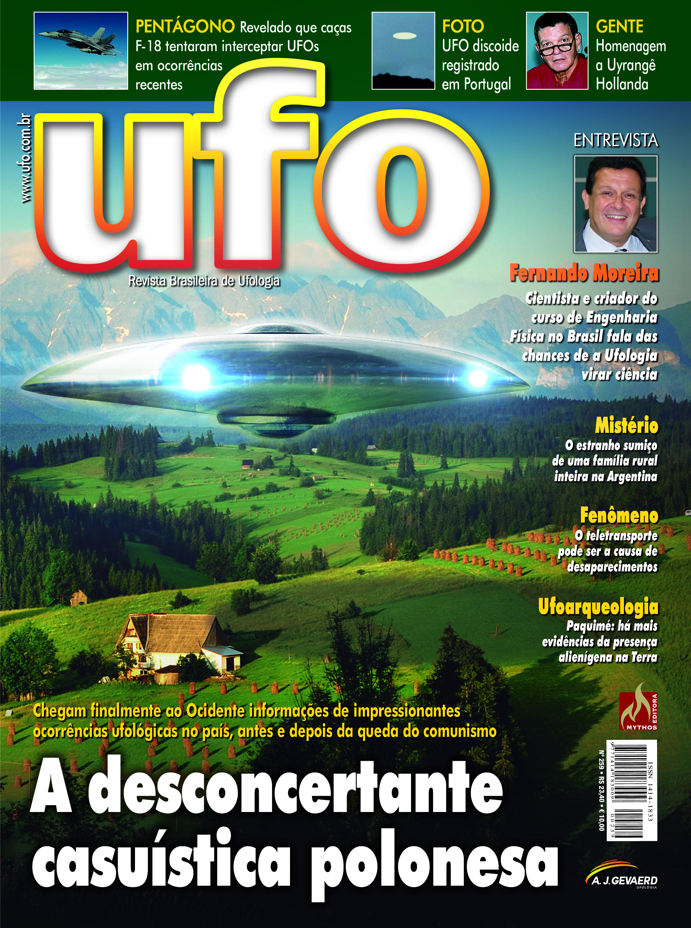 UFO Nº 259
