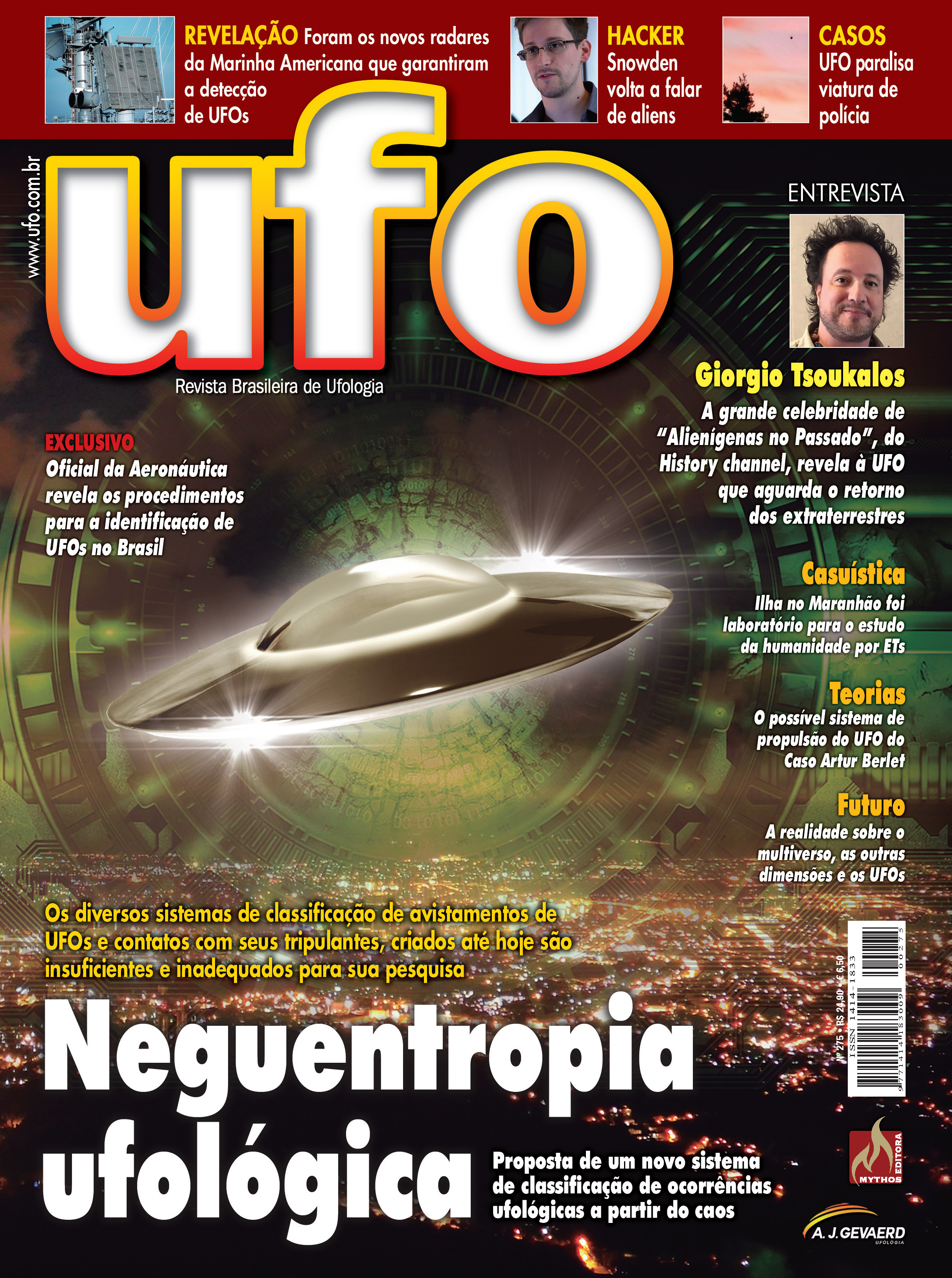 UFO Nº 275