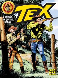 TEX EDIÇÃO EM CORES Nº 021