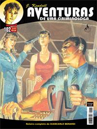 J KENDALL Nº 102 AVENTURAS DE UMA CRIMINÓLOGA