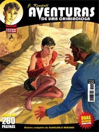 J KENDALL Nº 113 AVENTURAS DE UMA CRIMINÓLOGA