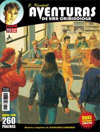 J KENDALL Nº 114 AVENTURAS DE UMA CRIMINÓLOGA