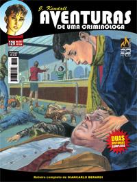 J KENDALL Nº 129 AVENTURAS DE UMA CRIMINÓLOGA