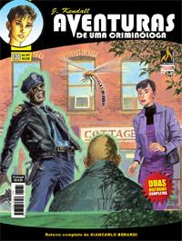 J KENDALL Nº 130 AVENTURAS DE UMA CRIMINÓLOGA