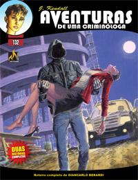 J KENDALL Nº 132 AVENTURAS DE UMA CRIMINÓLOGA