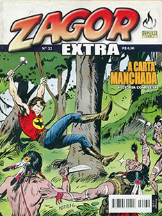ZAGOR EXTRA Nº 032
