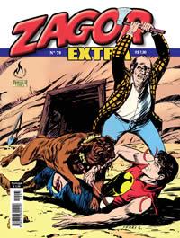 ZAGOR EXTRA Nº 079