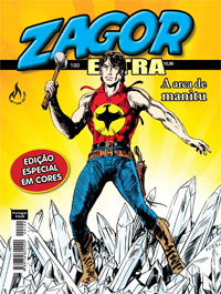 ZAGOR EXTRA Nº 100