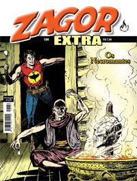 ZAGOR EXTRA Nº 104
