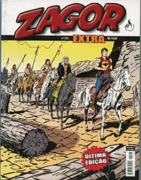 ZAGOR EXTRA Nº 123