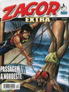 ZAGOR EXTRA Nº 012