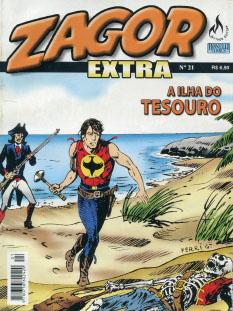 ZAGOR EXTRA Nº 021