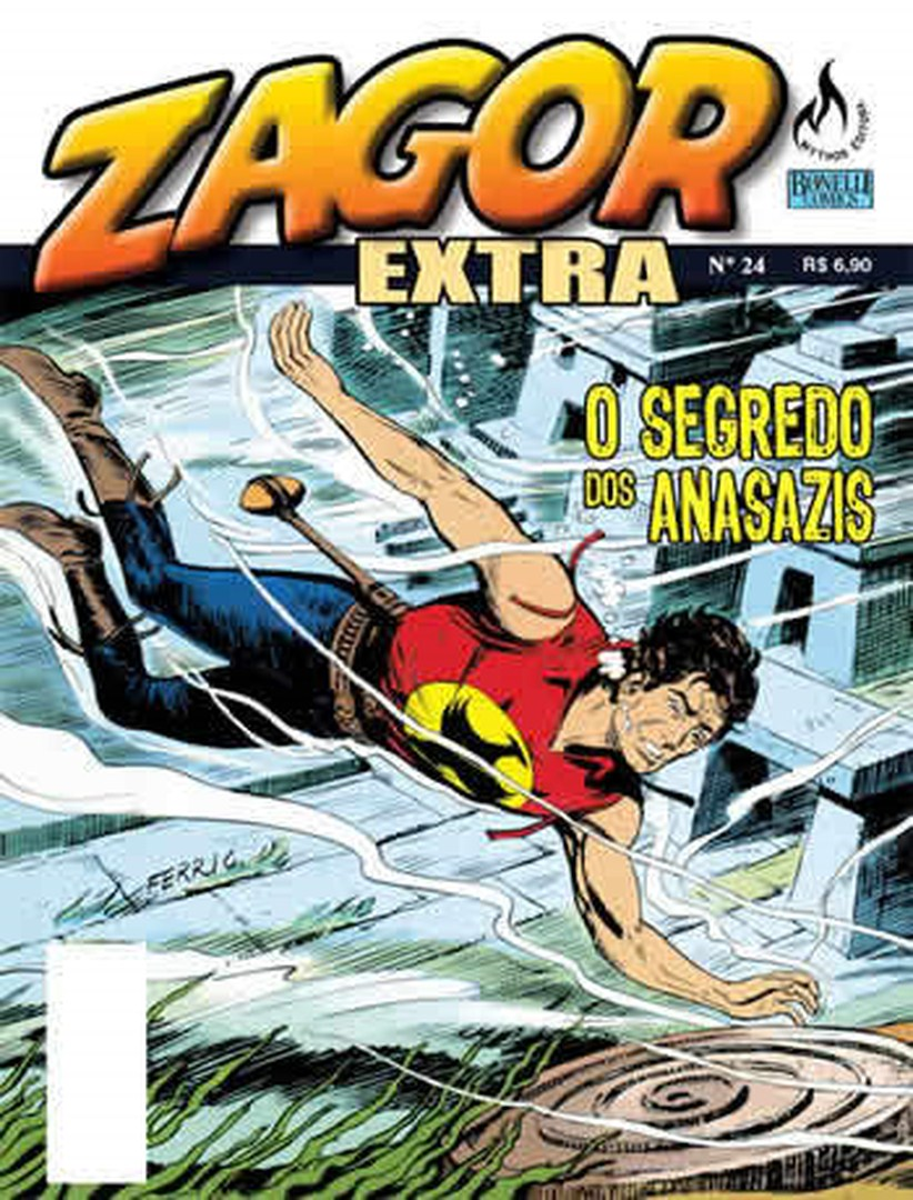 ZAGOR EXTRA Nº 024