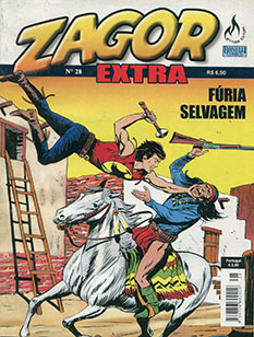 ZAGOR EXTRA Nº 028