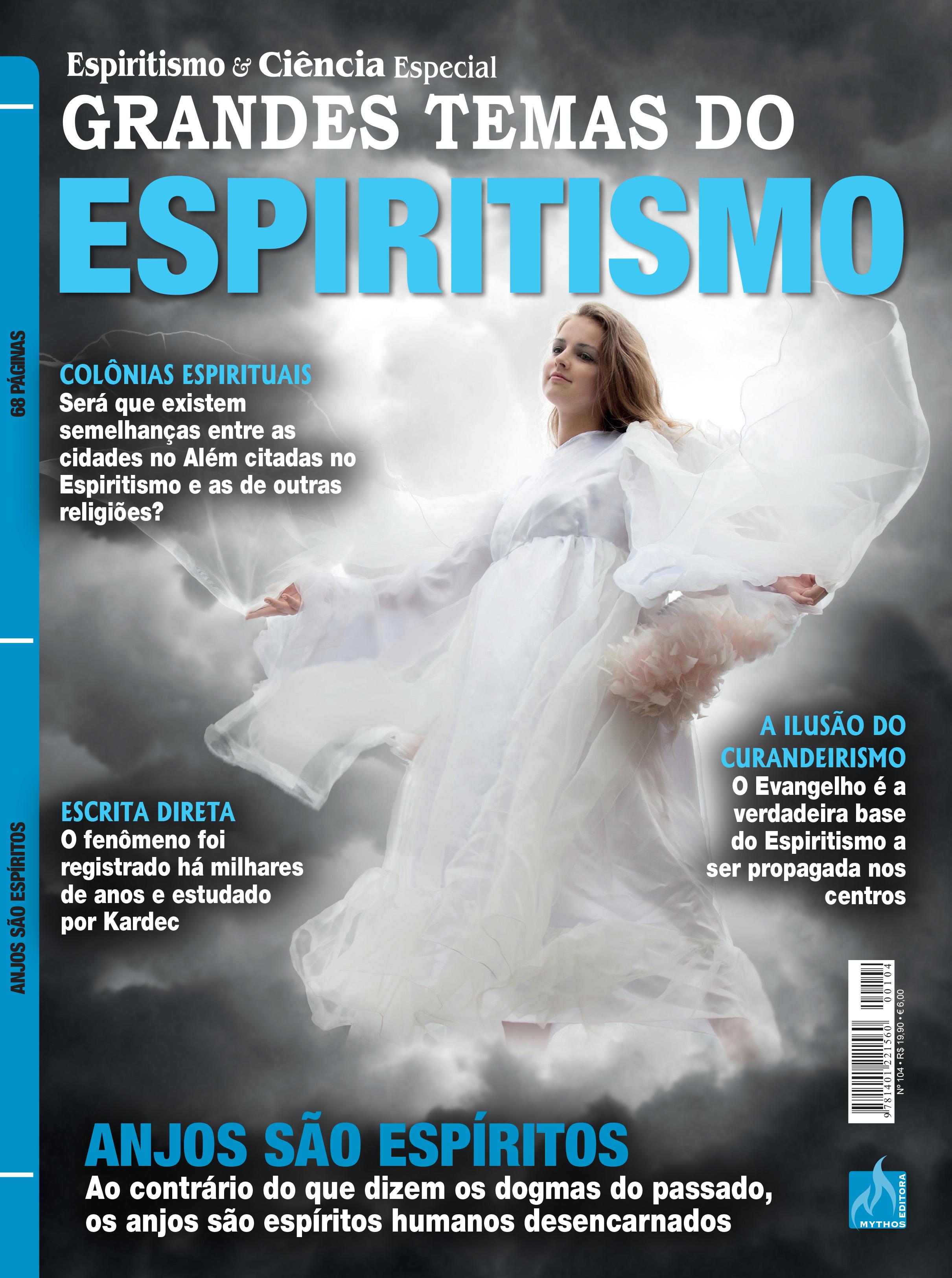 ESPIRITISMO & CIÊNCIA ESP Nº 104