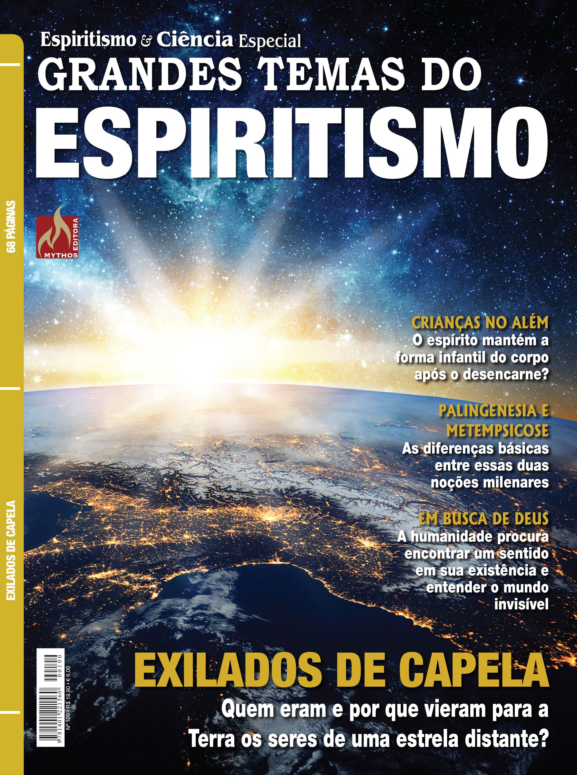 ESPIRITISMO & CIÊNCIA ESP Nº 100