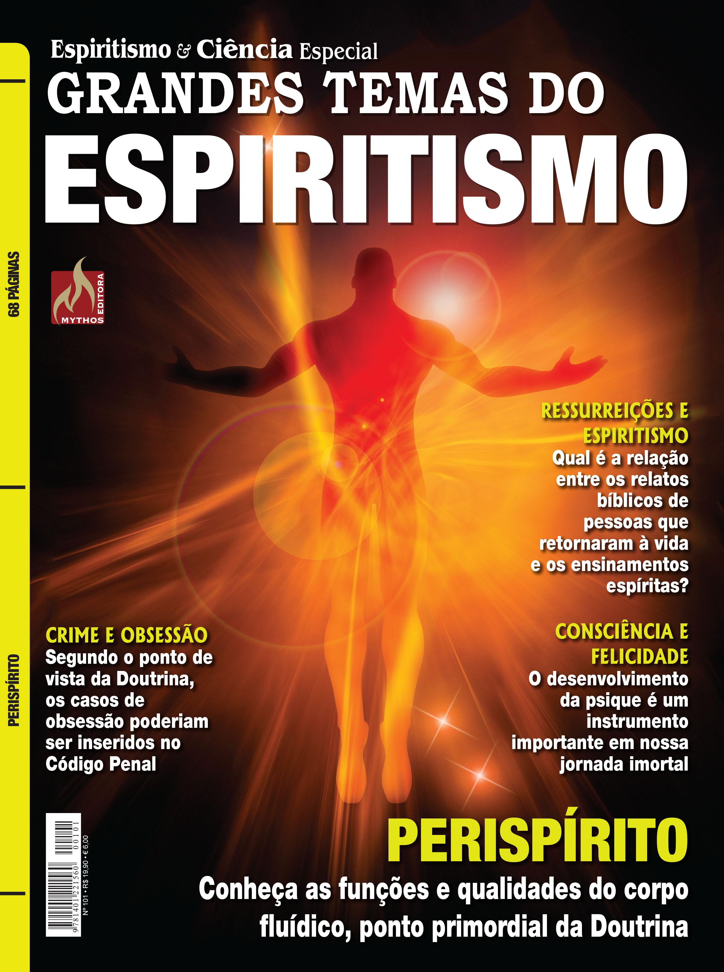 ESPIRITISMO & CIÊNCIA ESP Nº 101