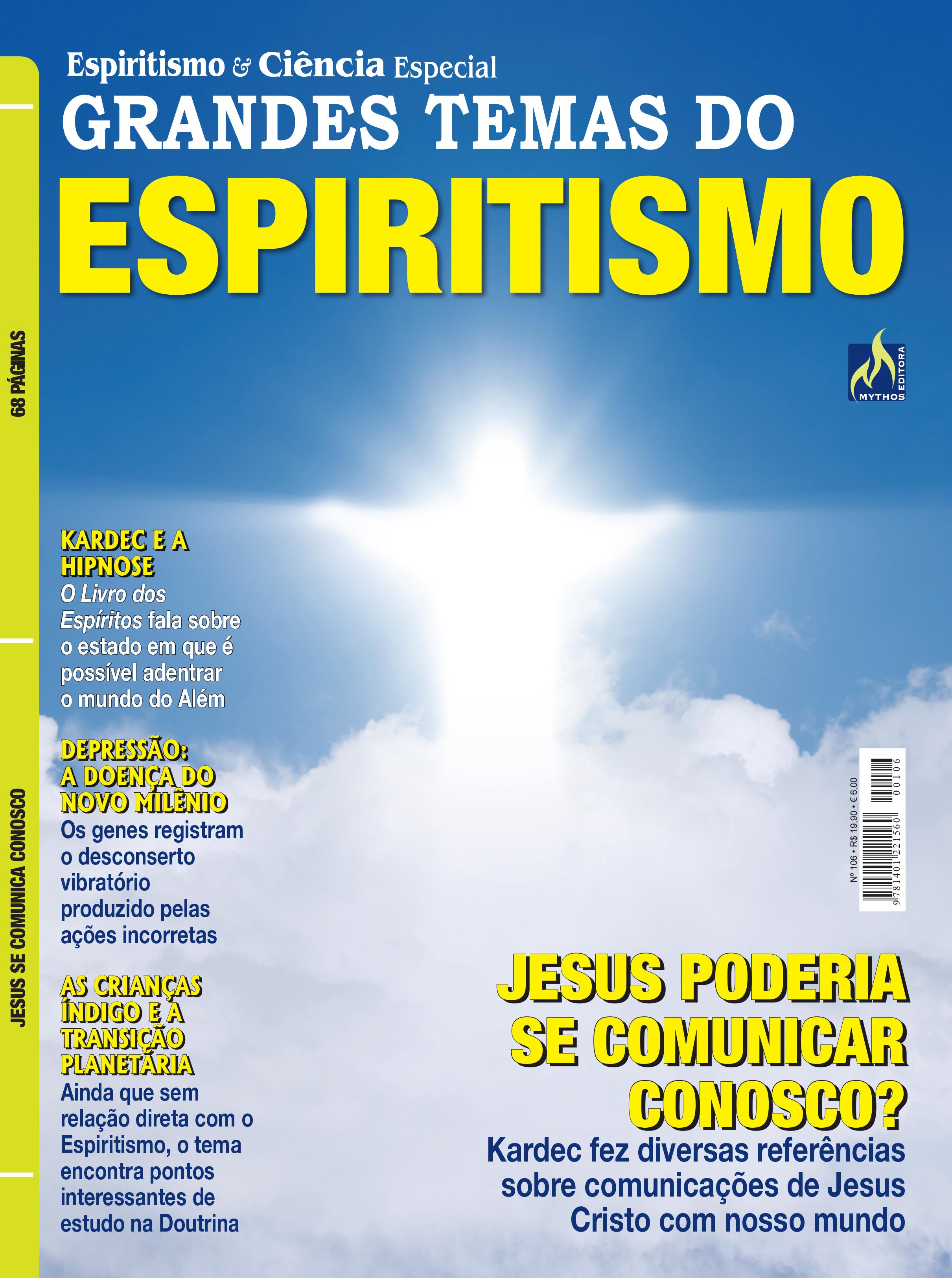 ESPIRITISMO & CIÊNCIA ESP Nº 106