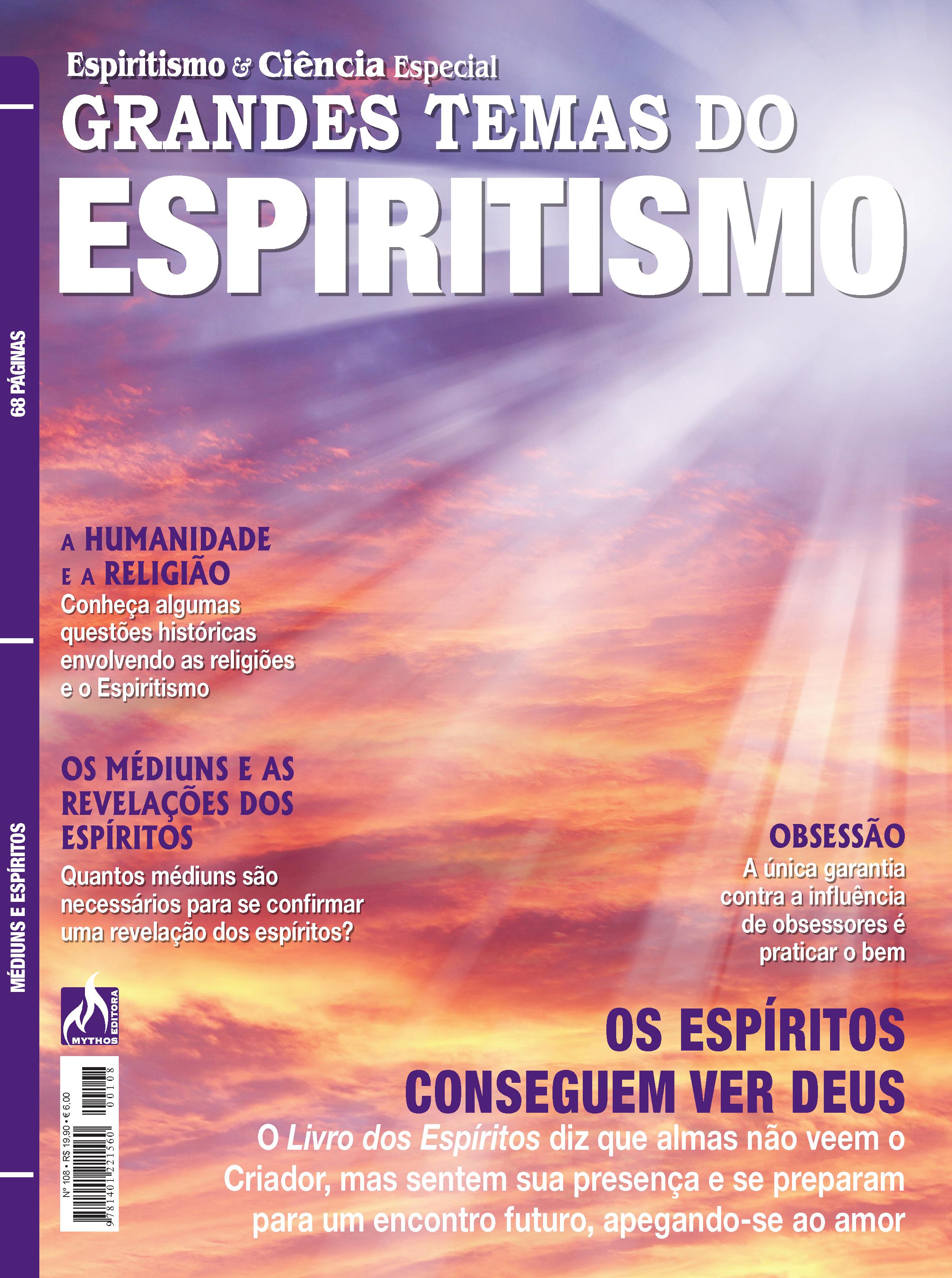 ESPIRITISMO & CIÊNCIA ESP Nº 108