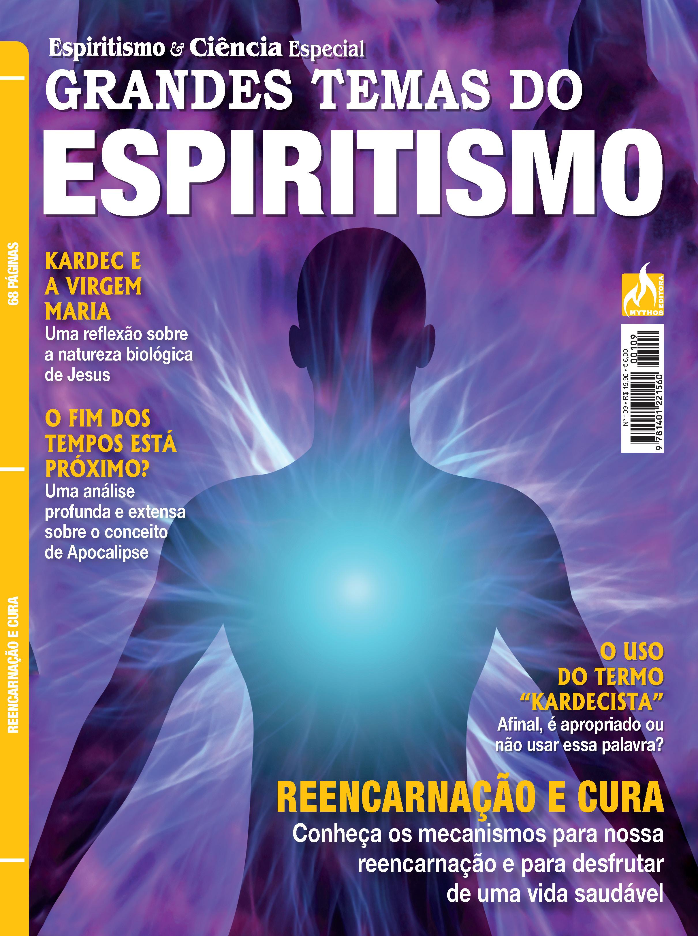 ESPIRITISMO & CIÊNCIA ESP Nº 109