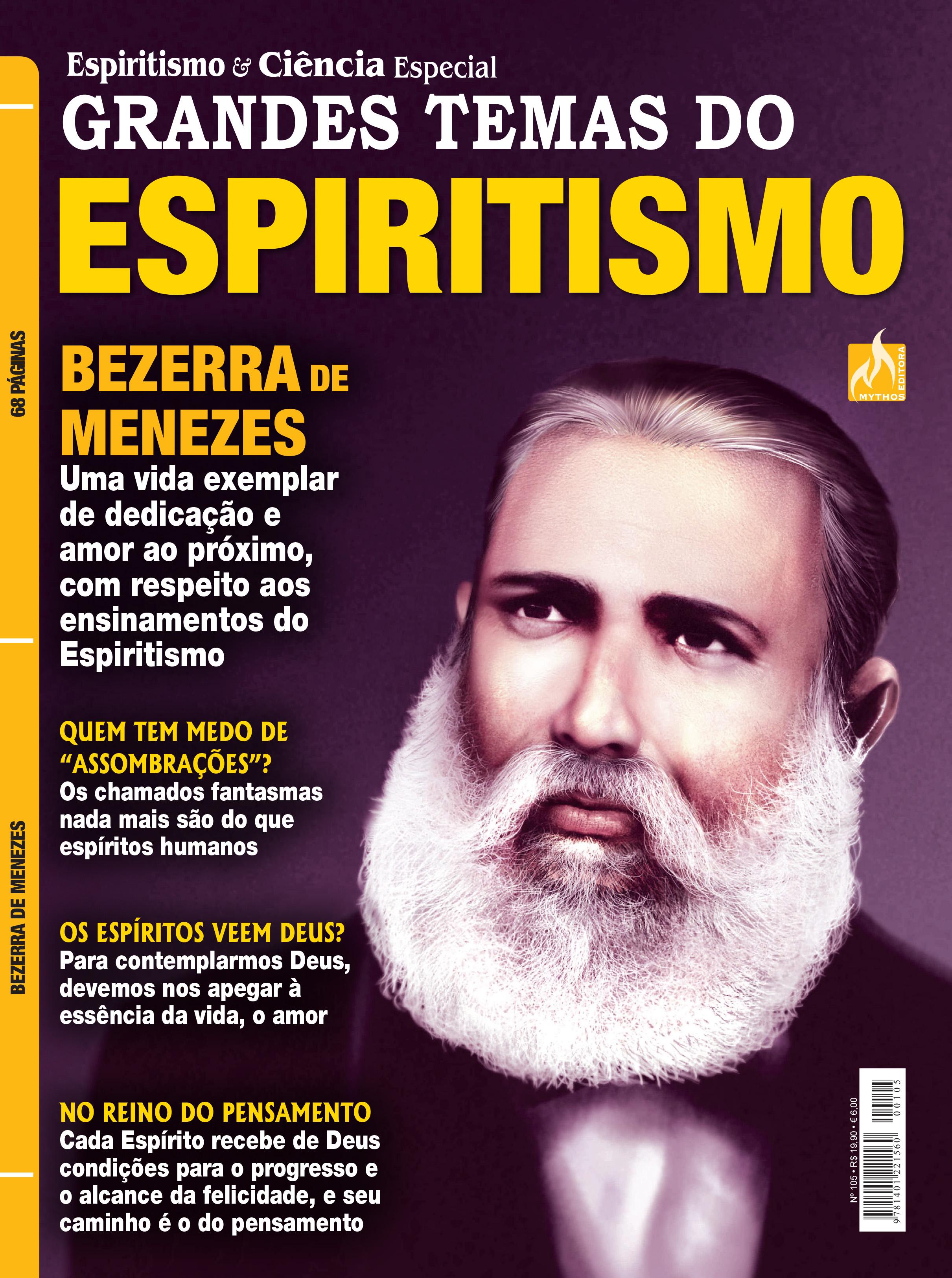 ESPIRITISMO & CIÊNCIA ESP Nº 105
