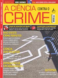 A CIÊNCIA CONTRA O CRIME Nº 01