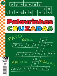 PALAVRINHAS CRUZADAS Nº 01