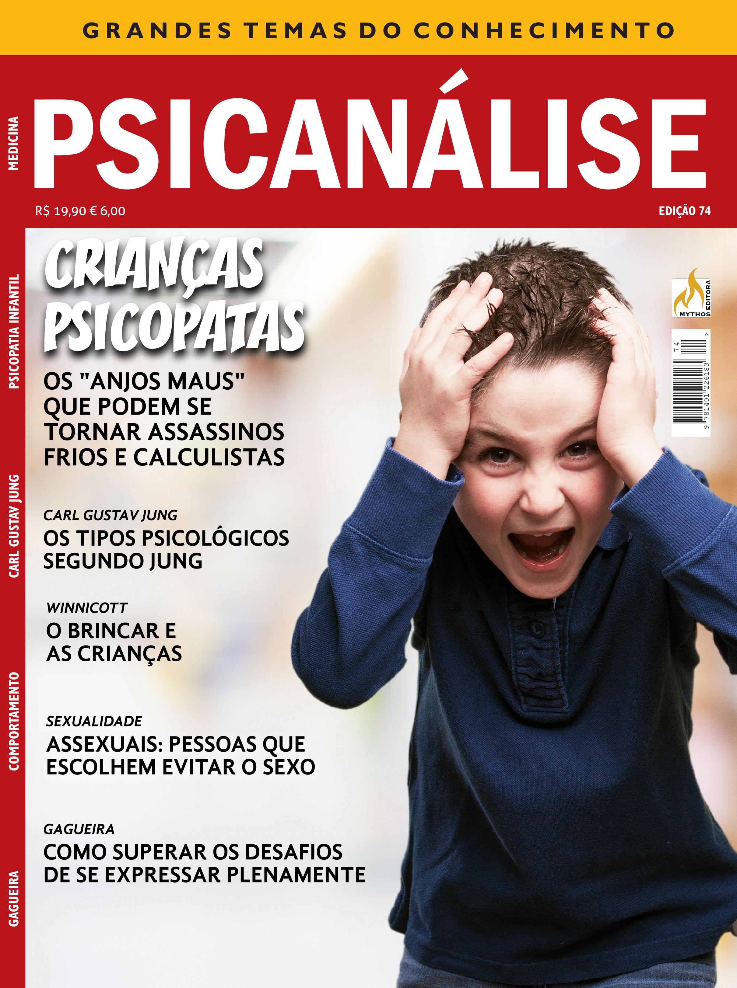 PSICANÁLISE Nº 074