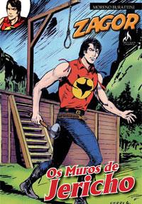 OS MUROS DE JERICHO - ZAGOR Nº 01