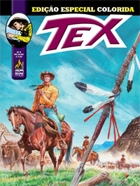 TEX ESPECIAL COLORIDA Nº 09