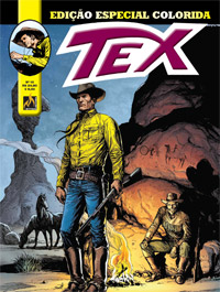 TEX ESPECIAL COLORIDA Nº 10