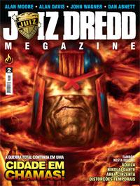 JUIZ DREDD MEGAZINE Nº 02
