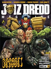 JUIZ DREDD MEGAZINE Nº 05