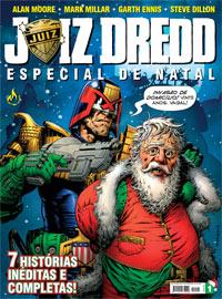 JUIZ DREDD ESPECIAL DE NATAL Nº 01