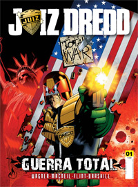 JUIZ DREDD GUERRA TOTAL Nº 01