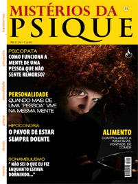 MISTÉRIOS DA PSIQUÊ Nº 01