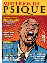 MISTÉRIOS DA PSIQUÊ Nº 05