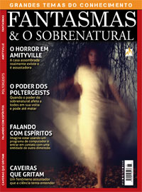 GTC FANTASMAS E O SOBRENATURAL Nº 01