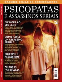 GTC PSICOPATAS E ASSASSINOS SERIAIS Nº 01