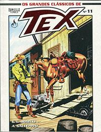 OS GRANDES CLÁSSICOS DE TEX Nº 11