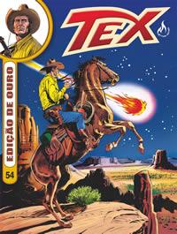 TEX ED OURO Nº 054
