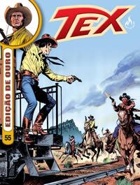 TEX ED OURO Nº 055