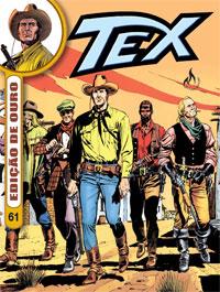 TEX ED OURO Nº 061