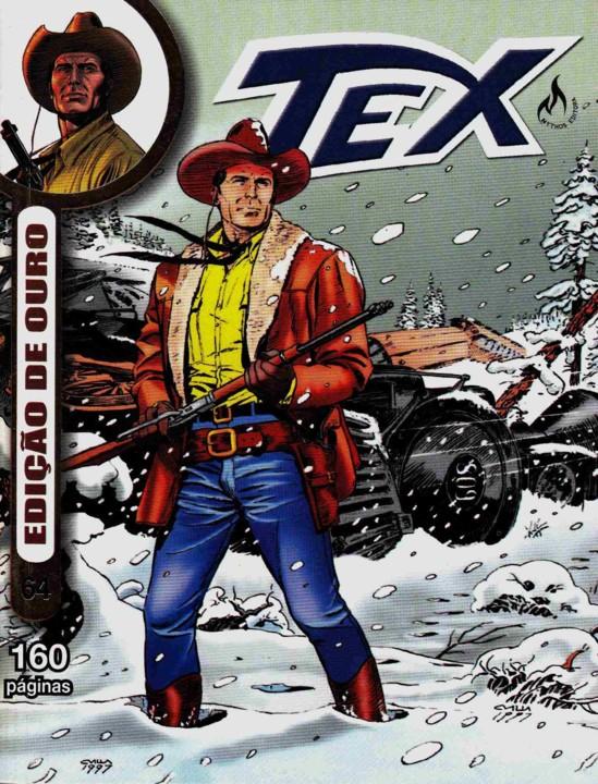 TEX ED OURO Nº 064